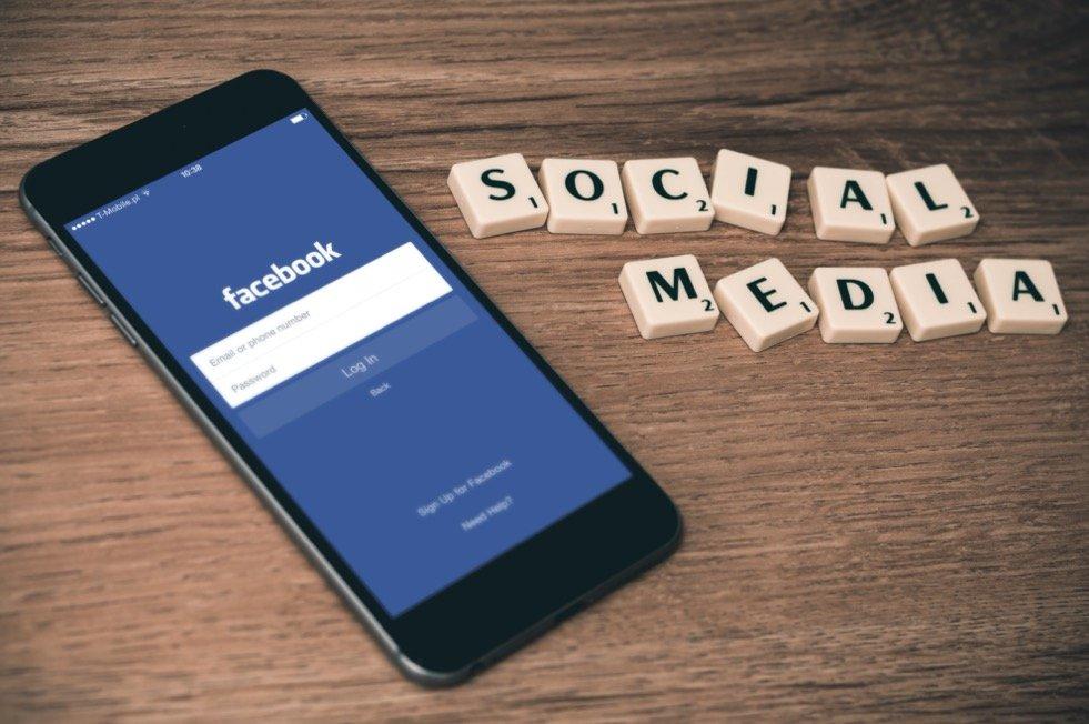 sociálne siete hľadanie práce