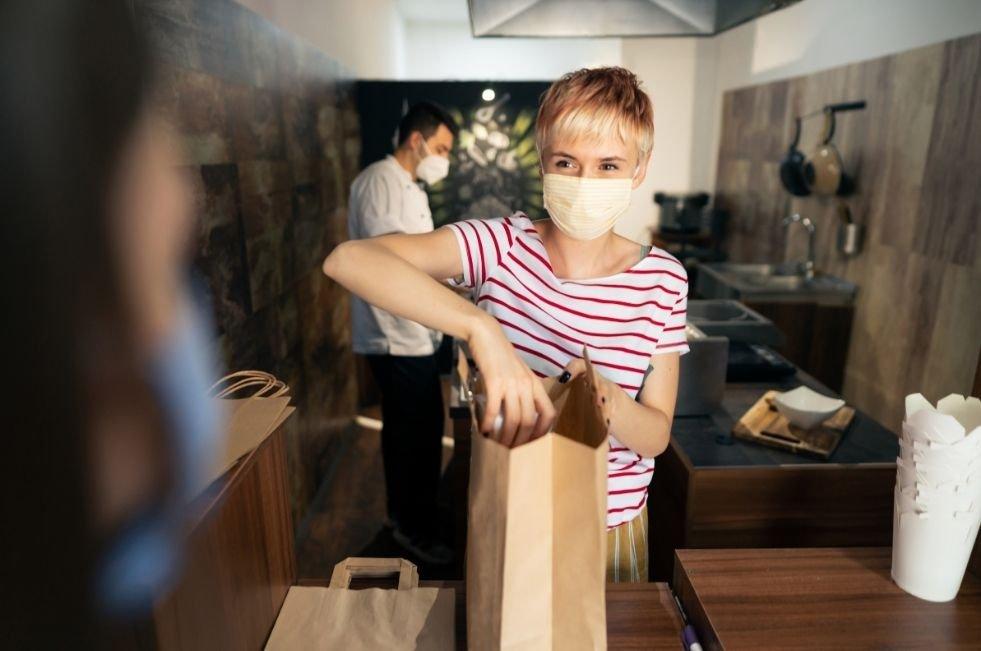 pokles tržby koronavírus pandémia