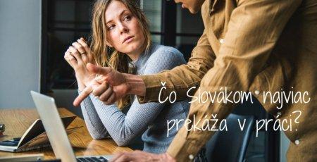 Takmer polovica Slovákov by menila prácu